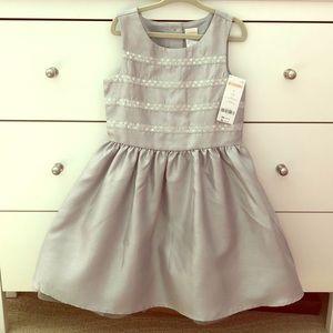 Gymboree girl holiday dress